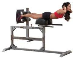 glute ham raises - exercises to improve deadlift strength