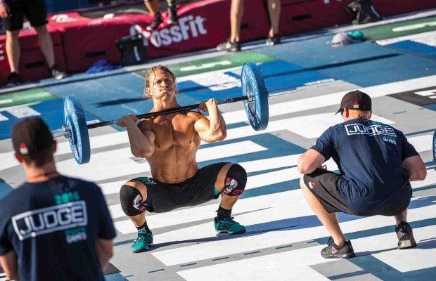 Best Knee Sleeves for CrossFit - CrossFit Competition