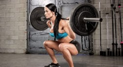 Fasted Cardio Results - loaded squat